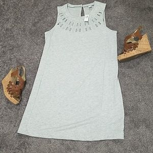 Old Navy Dresses - Gray tshirt dress size small from Old Navy